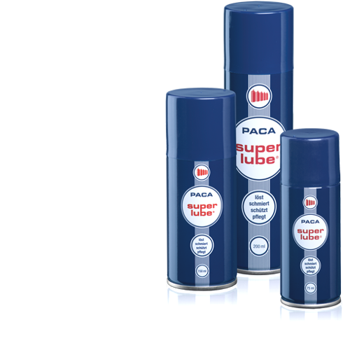 Heavy-duty, long-lasting lubricant - Super Lube