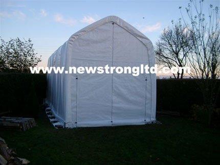 Tarpaulin Storage Boat Shelter