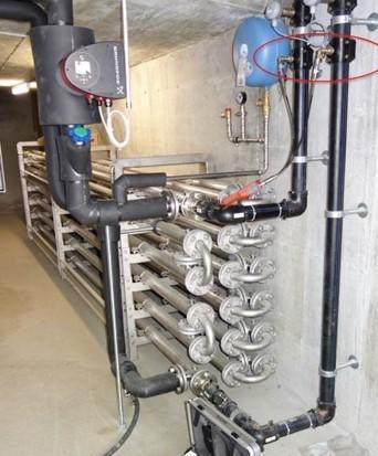Energienutzung in Gebäude und Industrie