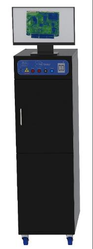 TR15 + Smart Scan Cabinet X-ray Scanner