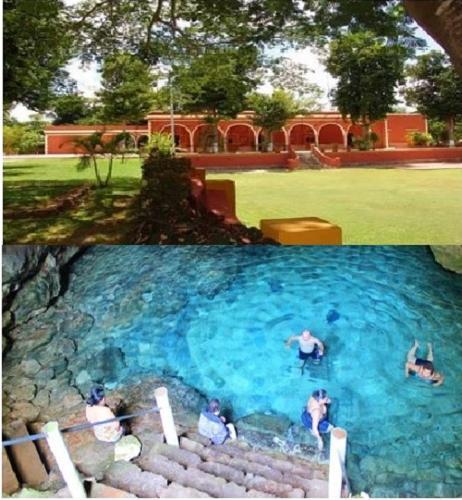 Ruta de Haciendas y Cenotes.