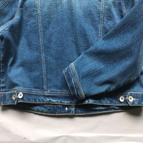 Женское джинсовое пальто