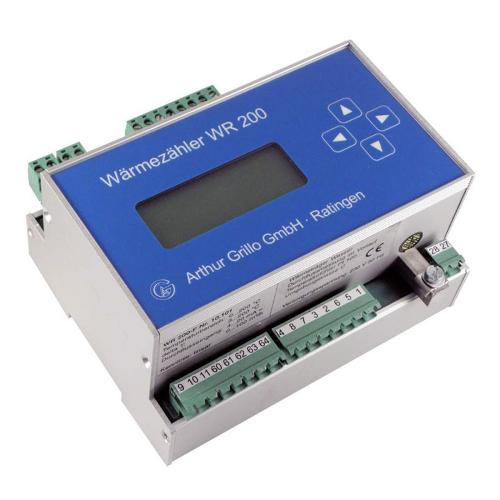 Grillo - Heat meter - WR200-F