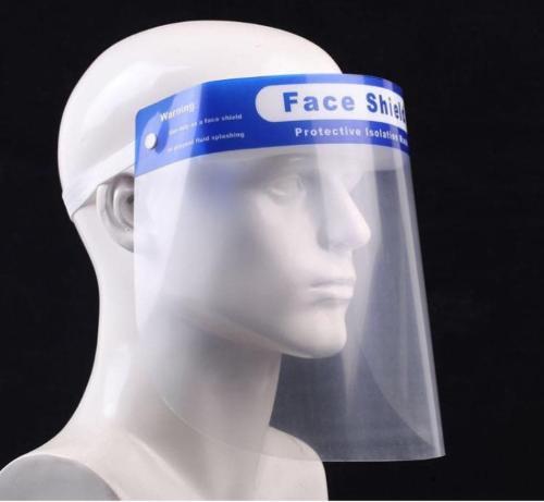 covid protective visor