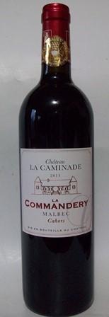 CAHORS LA COMMANDERY 2010