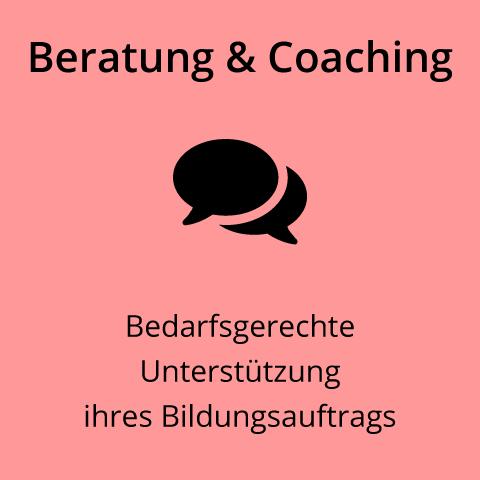 Beratung & Coaching