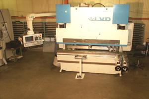 4 LVD PPEB bending presses