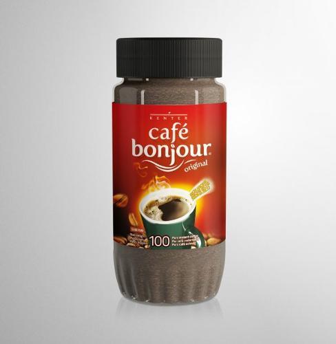 Cafe Bonjour Classic
