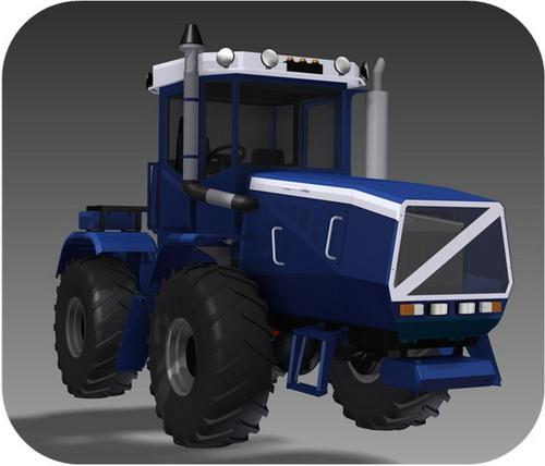New tractors on the basis of T150 and K700