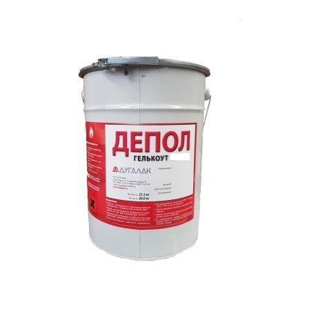 ГЕЛЬКОУТ ИН-300 СД под покраску для стелопластика
