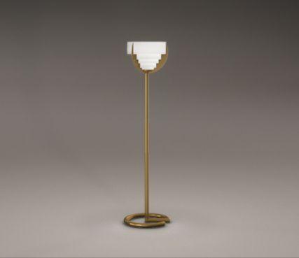 1930s floor lamp