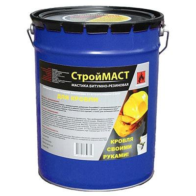 Roofing mastic