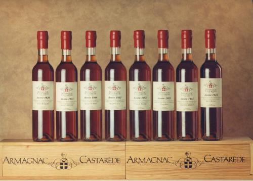 Les Armagnac Castarède au G8 à Evian
