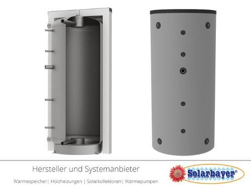 Solarbayer Schichtleit-Pufferspeicher SPS