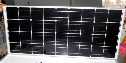 Cargador de batería módulo solar 90w mono panel solar