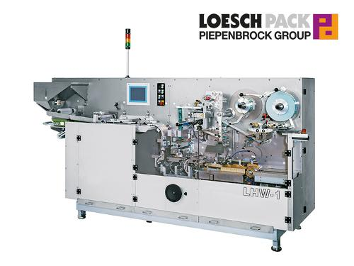 Automatische Hochleistungs-Falteinschlagmaschine für...