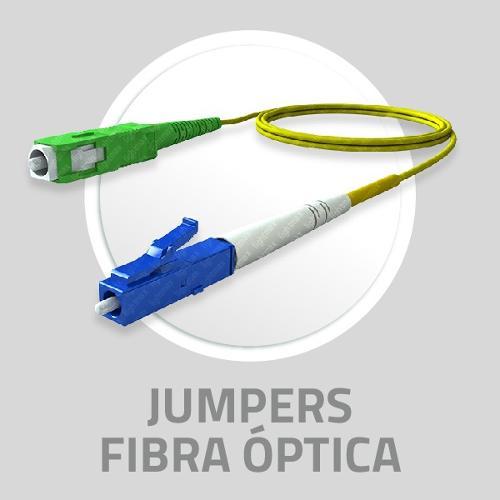 Jumpers fibra óptica