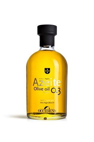 Azeite Occidens O.3 Extra Virgem Biológico 240 ml