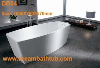 Bathtubs-solid surface,corian,freestanding,artificial stone