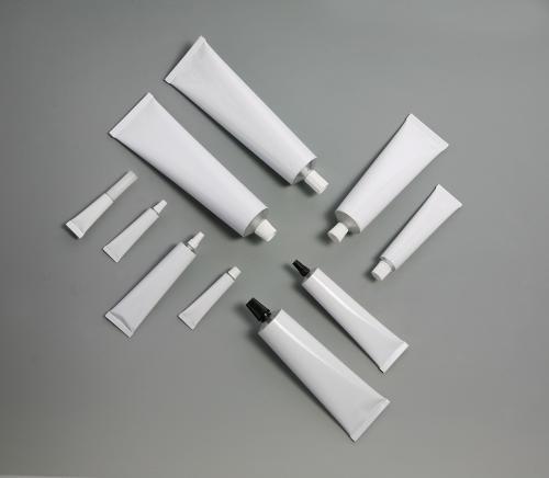 Conditionnement de tubes en aluminium, plastique ou laminé