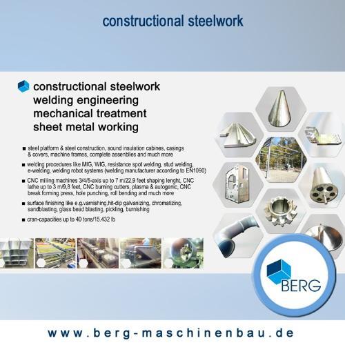 Constructional steelwork