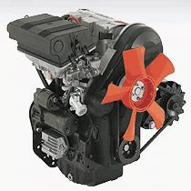 Motore lombardini LGW 627 GPL