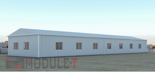 Prefabricated Classroom
