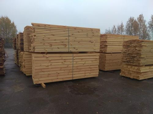 Pine wood doard