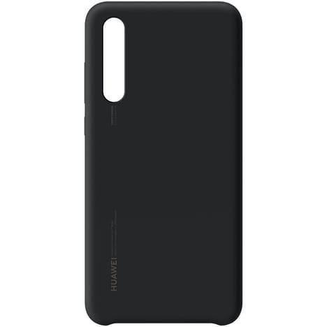 Huawei P20 Silicon Back Cover Black Eu
