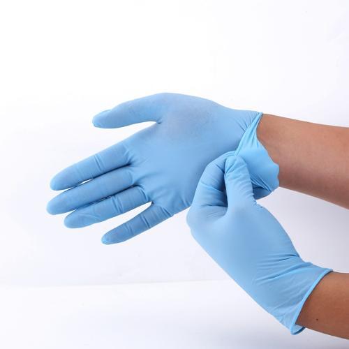 Nitril Handschuhe Puderfrei - Einweg Handschuhe