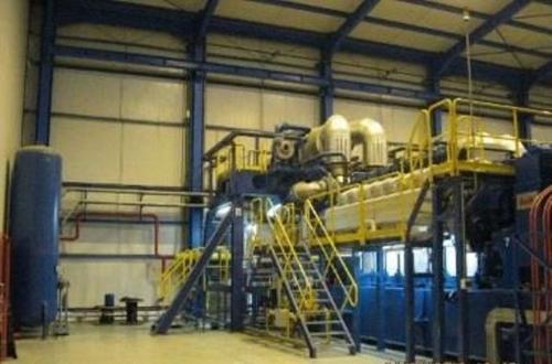 41.8 MW Wartsila Natural Gas Power Plant