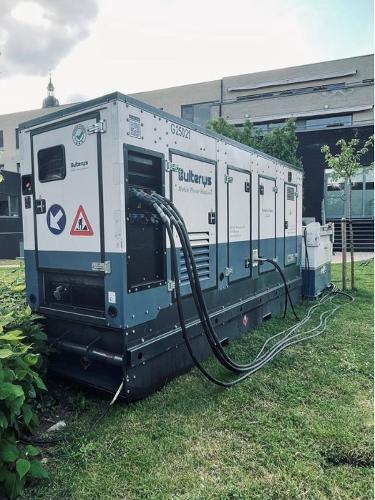 Groupe électrogène - Générateur électrique