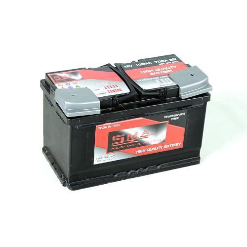 Batterie d'automobile L4 Dx 100 ah