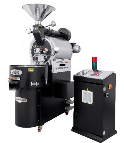 R5 5KG/Batch coffee roaster