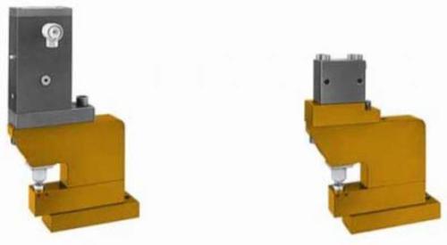 Pneum.- und Hydr.-Profillocheinheiten