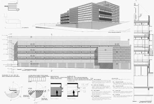 Arquitectura de laboratorios
