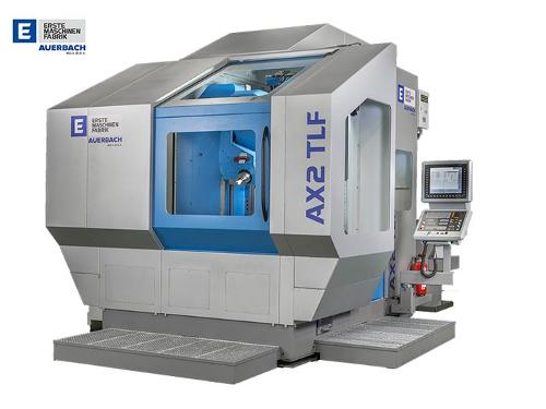 Tieflochbohr-Fräsmaschine AUERBACH AX2 TLF