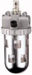 Mist oiler Standard , PC container, Prot. cage, Size...