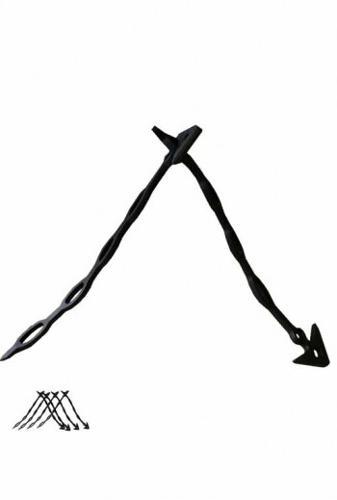Tendeur élastique long 21.5cm lot de 10