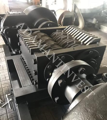 Шредеры промышленные (измельчители)
