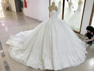 Robes de mariés princesse