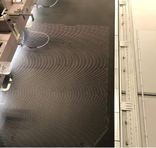 fiber sensor & wire sensors for structural monitoring