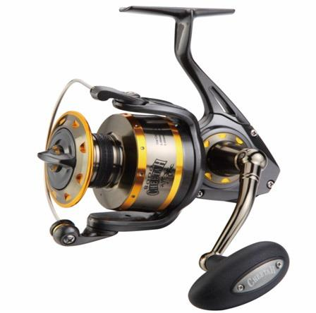 All metal spinning Jigging fishing reel