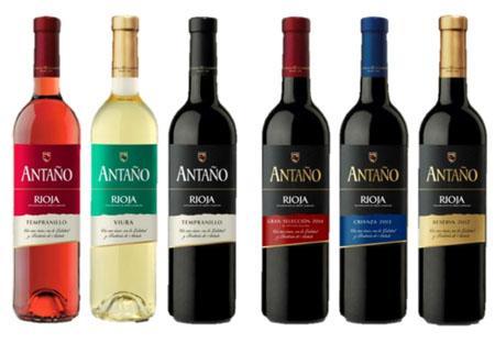 Vino D.O. Rioja - Antaño