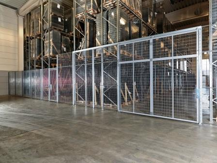 industrivägg / industrial wall / Industriewand
