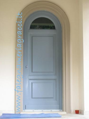 Porte d'ingresso in legno, blindate e non!