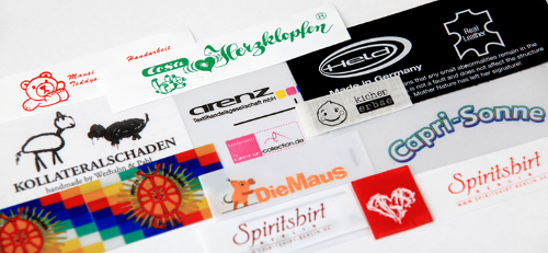 Logo labels