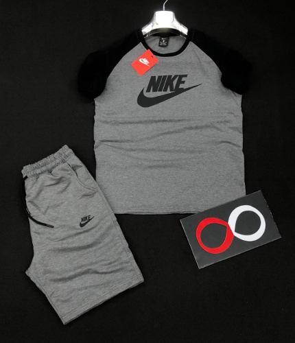 Penye Şort - T-shirt Takım