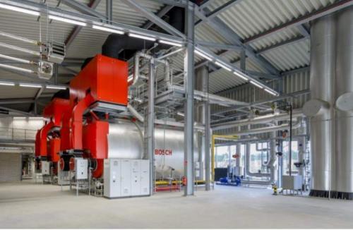 Bosch Hot water boiler - UT-HZ series
