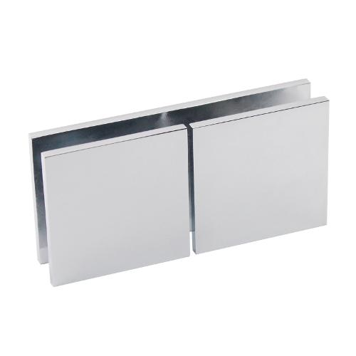 Connector glass-glass 180°